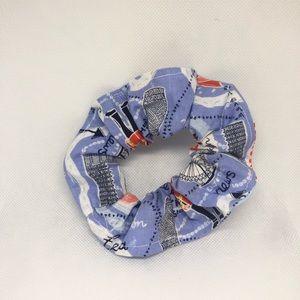 Handmade by Me! 3 set scrunchies London Design